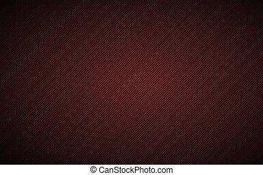 抽象的, 対角線, イラスト, ライン, ベクトル, 黒い背景, 赤
