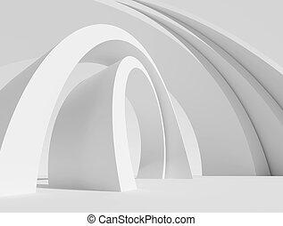 抽象的, 建築, 背景