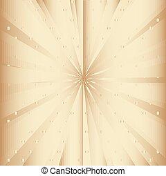 抽象的, 手ざわり, 背景, 光線
