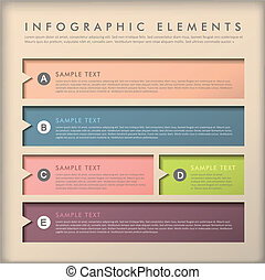抽象的, 旗, infographics