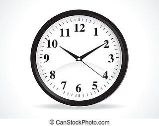 抽象的, 時計, アイコン