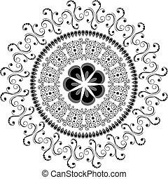 抽象的, 東洋人, パターン