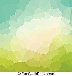 抽象的, 水晶, パターン