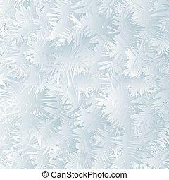 抽象的, 水晶, 涼しい, pattern.
