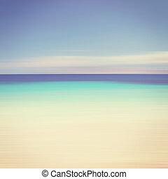 ∥, 抽象的, 海洋, 海景