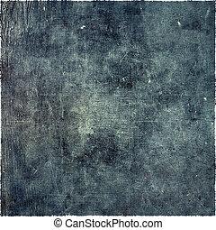 抽象的, 灰色, グランジ, 背景