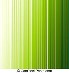 抽象的, 緑の縞, 背景
