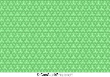 抽象的, 緑, バックグラウンド。
