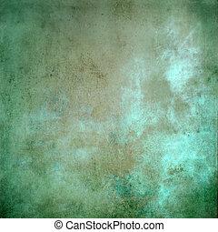 抽象的, 緑, 背景