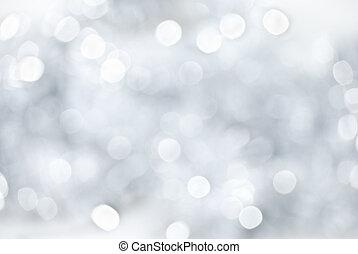 抽象的, 背景, の, クリスマスライト