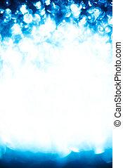 抽象的, 背景, の, 青