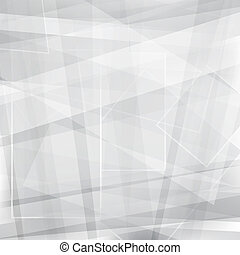 抽象的, 背景, ベクトル, 灰色, デザイン