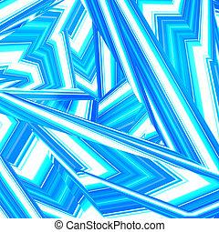 抽象的, 背景, 幾何学的
