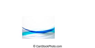 抽象的, 背景, 波