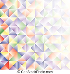 抽象的, 背景, consisting, 三角形