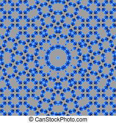 抽象的, 色, 灰色, バックグラウンド。, 青