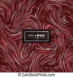 抽象的, 芸術的, カール, 背景, ∥で∥, くるくる回った, stripes.