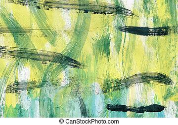 抽象的, 芸術, 背景
