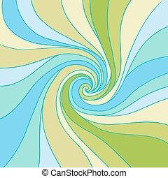 抽象的, 要素, バックグラウンド。, ベクトル, デザイン, 流行