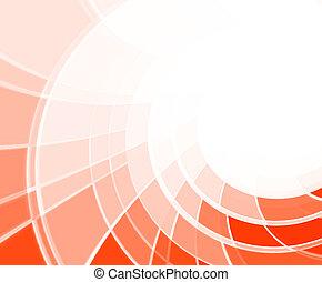 抽象的, 赤い背景