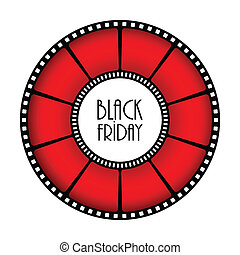 抽象的, 金曜日, 黒い背景