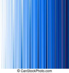 抽象的, 青い縞, 背景