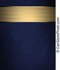 抽象的, 青い背景, ∥で∥, stamping., テンプレート, design., テンプレート, ∥ために∥,...