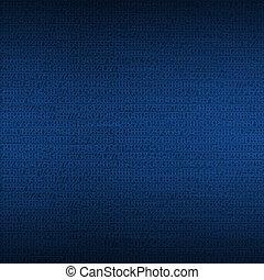 抽象的, 青い背景, 提示, ∥, 概念, の, データ保護