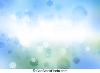 抽象的, 青緑, 背景