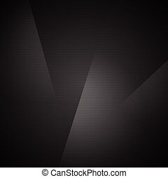 抽象的, 黒い背景