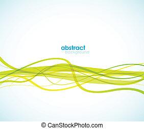 抽象的, lines., 背景