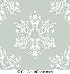 抽象的, pattern., 東洋, 背景, seamless