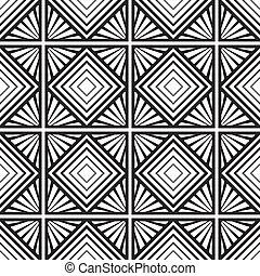 抽象的, seamless, パターン