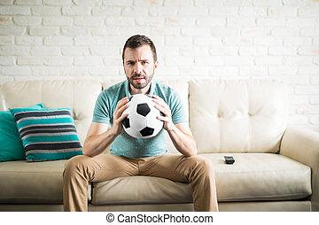 拉丁語, 人, 藏品, a, 足球