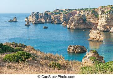 拉各斯, dona, 海灘, ana, 葡萄牙