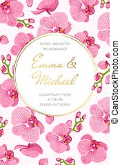 招待, 結婚, テンプレート, 結婚式, でき事, カード, 蘭
