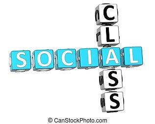 拼字游戏, 类别, 社会