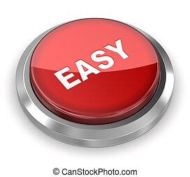 按鈕, -, 容易