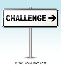 挑戦, 印