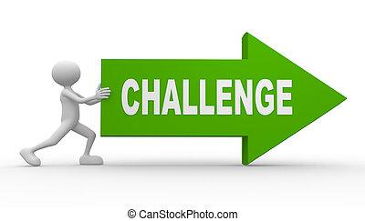 挑戦イラストとクリップアート124640 挑戦ロイヤリティ フリー