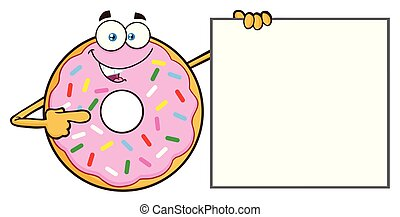 振りかける, 指すこと, 特徴, ドーナツ, 旗, 漫画, マスコット