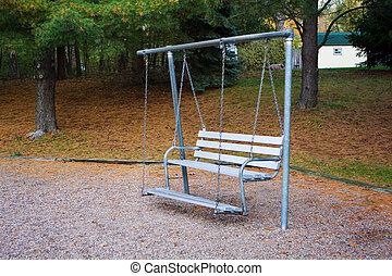 振動, bench.