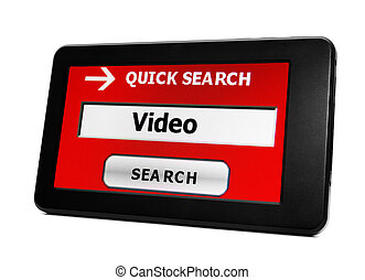 捜索しなさい, ∥ために∥, ビデオ