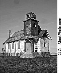 捨てられる, 古い教会
