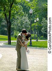 接吻, 恋人, 2