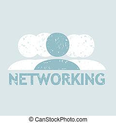 接続, ネットワーキング