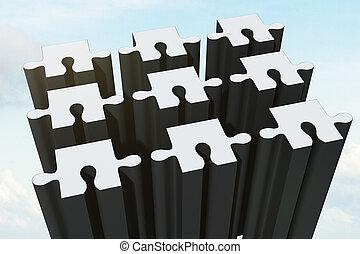 接続, 概念, 投資