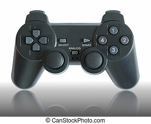 控制器, 游戏