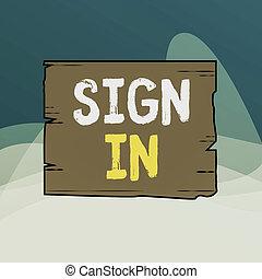提示, showcasing, 去ること, いつか, 印, 木製である, 。, lumber., ∥あるいは∥, 写真, 名前, 入る, 木, 板, 溝, スロット, 板, 場所, メモ, 形態, 書きなさい, ビジネス, 執筆, パネル, 有色人種, あなたの
