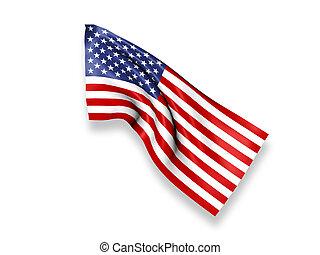揺れている旗, 私達